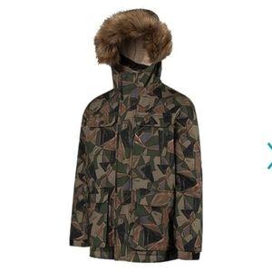 Ripzone boys winter jacket